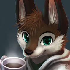песочница,красивые картинки,furry art,furry,фурри,фэндомы,Лиса,лис, лисы, лиска,furry fox