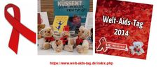 Schule Schloss Salem unterstützt Arbeit der AIDS-Hilfe Konstanz   Teddybären mit roten Schleifen verkauft. Neben den Barspenden in Höhe von € 171,80 und Spenden i.H. von 275€ für Bären und Schleifen im Salem International College haben die Schüler und Mitarbeiter der Mittel- und Oberstufe im Jahr 2014 insgesamt 446,80 € an die AIDS-HIlfe Konstanz gespendet! Damit hat die Schule den in 2013 gespendeten Betrag von 385,49€ um einiges übertroffen.