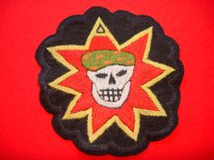 I have patches like these.  These would make a great  addition to anyones collection.