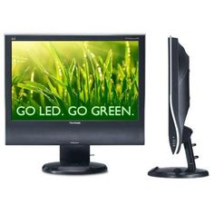Viewsonic's VG1932WM-LED 19.0    Go Green Go LED