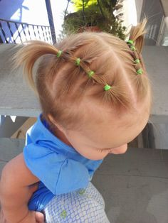 Help For Your Toddler's Hair