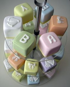 baby cakes | chic bows and toes baby cakes by cakefool surrey which offer delivery ...