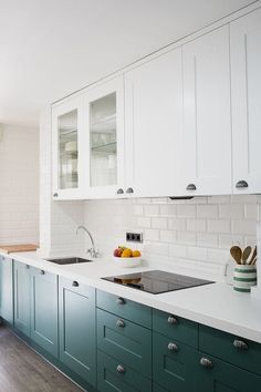 Farmhouse Kitchen Cabinets - CHECK THE PIC for Various Kitchen Cabinet Ideas. 65428234 #cabinets #kitchenisland