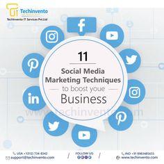 TechInvento IT Services-Top Web, Software & Digital Marketing Company Ios Application Development, App Development Companies, Web Application, Web Development, Social Media Marketing, Digital Marketing, Marketing Techniques, Search Engine Optimization, Improve Yourself