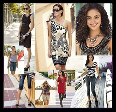 Catofashions.com Clothing Some spring clothes I would