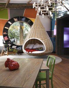 Urban Cabin: A 600 Square Foot Refurbished Cabin in Brazil — Treehugger