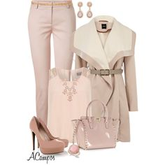 Blush II, created by anna-campos on Polyvore