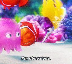 I'm obnoxious! Lol