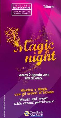Riva del Garda   Magic Night #NewsGC