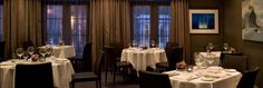 Calgary Fine Dining in Kensington Riverside Inn. Save with Deal Boutique cards, available at Safeway.