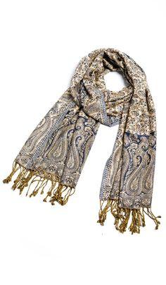 Кашемировый шарф, индийский шарф, Cashmere scarf, Indian scarf. 1920 рублей