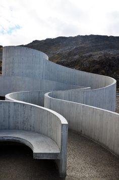 concrete Selvika / Reiulf Ramstad Arkitekter
