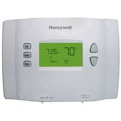 How to Change the Battery in a Honeywell Thermostat Home