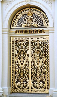 Interior .. work of art door