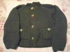 Nicholas sweater