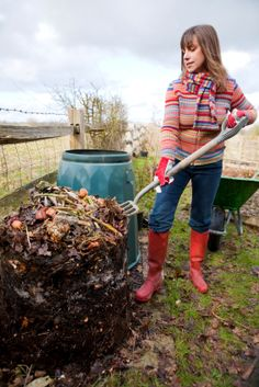 Solve these 3 Common Compost Problems  http://averagepersongardening.com/articles/Solvethese3CommonCompostProblems.html#.Ud9G09JOMrr