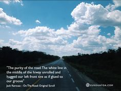 Jack Kerouac - On The Road #jackkerouac #ontheroad #travel