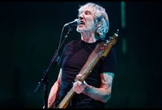 Roger Waters Brings His Rock & Roll Protest to Sold-Out Staples Center Show