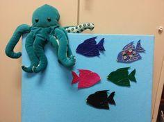 Rainbow Fish flannelboard. Detachable scales. Early Math, Rainbow Fish, Literacy Skills, School Readiness, Preschool Ideas, Social Skills, Story Time, More Fun, Dinosaur Stuffed Animal