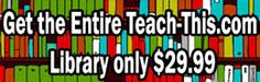 www.Teach-This.com is an excellent resource for creative and engaging language activities.