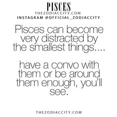 Zodiac Pisces Facts! TheZodiacCity.com - For more zodiac fun facts, click here.