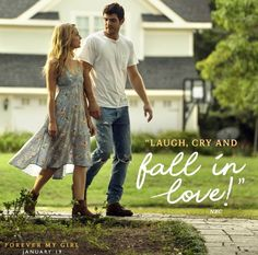 Forever My Girl My Girl Quotes, Tv Quotes, Forever My Girl Movie, Heidi Mclaughlin, Jessica Rothe, Romantic Films, Chick Flicks, Natural Makeup Looks, Iconic Movies