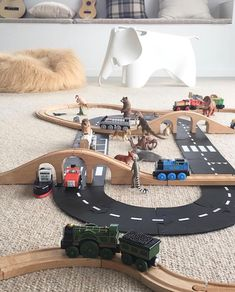 Did you know we have Waytoplay flexible road track sets and extensions? Made in … Did you know we have Waytoplay flexible road track sets and extensions? Made in Germany with child safe thin rubber. Toddler Toys, Kids Toys, Activities For Kids, Crafts For Kids, Montessori Playroom, Small World Play, Natural Toys, Toy Rooms, Creative Play