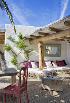 Aménagement des espaces extérieurs de la maison pour un relax total