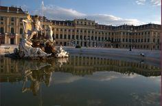 Schonbrun Palace - Vienna, Austria