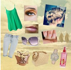 """""""summery"""" by aimy21 on Polyvore"""