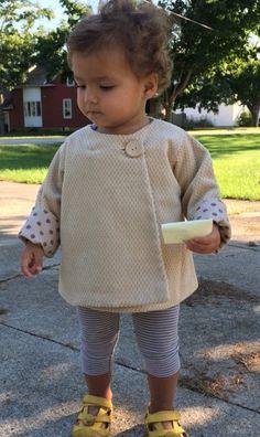 Cream corduroy jacket by AYOKAdesign on Etsy https://www.etsy.com/listing/497596982/cream-corduroy-jacket