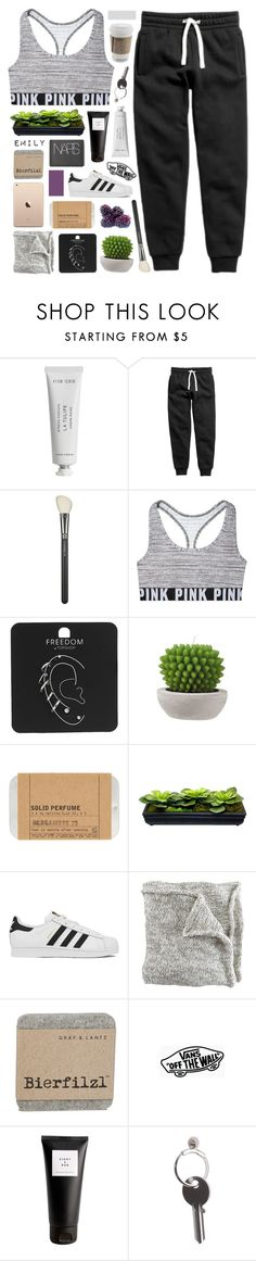 """there's an infestation in my mind's imagination"" by souless-teenager ❤ liked on Polyvore featuring Byredo, MAC Cosmetics, Topshop, Le Labo, adidas, Vans, Eight & Bob, NARS Cosmetics and Maison Margiela"