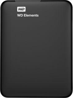 "WD Elements Portable 750GB 2.5 ""USB 3.0 Taşınabilir Disk WDBUZG7500ABK-EESN :: Yerinde Sipariş"