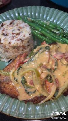 Shrimp Recipes For Dinner, Salmon Recipes, Fish Recipes, Seafood Recipes, Mexican Food Recipes, Cooking Recipes, Fish Dinner, Seafood Dinner, Food Cravings