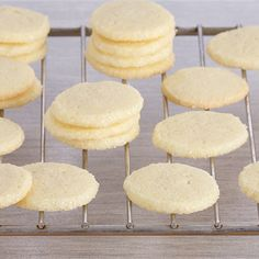 Try this Vanilla Icebox Cookies recipe by Chef Anna Olson. This recipe is from the show Bake With Anna.