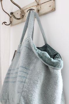 Ana&cuca wool bag