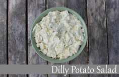 I have never EVER made homemade Potato salad. I guess I just never have had a recipe I was dying to try. It wasn't near as much work as I thought it would be, and I guess I didn't know potato salad had eggs in… My Recipes, Salad Recipes, Favorite Recipes, Homemade Potato Salads, Poultry, Feta, Side Dishes, Brunch, Veggies