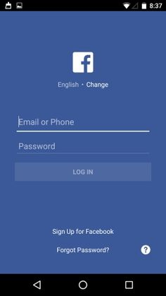 Pttrns is the finest collection of design patterns, resources and inspiration. Facebook Lite Login, Facebook Android, Hack Facebook, For Facebook, Account Facebook, Private Facebook, Android Phone Hacks, Cell Phone Hacks, Iphone Life Hacks