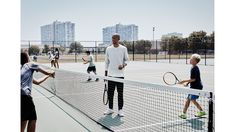 #RollUpOurSleeves: Kamau Murray of Chicago's XS Tennis Foundation | The Journal