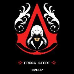Assassin's Pixels - NeatoShop
