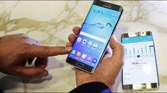 Cómo será el nuevo Samsung Galaxy S7?   El smartphone tendría una cámara de 20 MP y estaría disponible en dos tamaños de pantalla. Se lanzaría en enero del 2016  El Galaxy S7 de Samsung tendría una tercera versión la cual incluiría una pantalla plegable. (Foto referencial: Matthew Lloyd/Bloomberg)  Tras el lanzamiento este año del Galaxy S6 el smartphone bandera de Samsung ya se está hablando del próximo gran teléfono de la compañía: elGalaxy S7.  Según diversas filtraciones el nuevo…