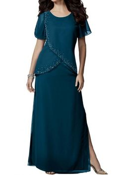 Gorgeous Bridal Modest Short-sleeve Evening Dress Chiffon Long Dress- US Size 20W Gorgeous Bridal http://www.amazon.com/dp/B00M2RXJ5C/ref=cm_sw_r_pi_dp_eqiQvb0CC94Z4