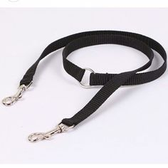 Double Walking Leash  Description: material: nylon cotton rope color: black / blue / red size: app.100cm(L) X 1.5cm(T) designed to walk two dogs with a single leash for small dogs  Order via WhatsApp 087896532077 & LINE @wec7207p (pake @) #puppies #onlinepetshop #petshop #makanananjing #puppy #sofa #pawbulous #petshopindo #petshopjambi #petbed #dogfood #indodog #mainananjing #doglover #cute #anjinglucu #hamster #catbed #dogbed #aksesorisanjing #aksesoriskucing #talianjing #dogshirt…