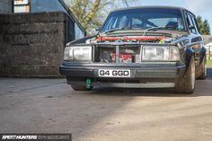 Strip Club Volvo Speedhunters Bryn Musselwhite-30