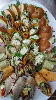 Looks perfect for a lunch meeting or summer bbq healthy and corporate meeting time lunch forumfinder Image collections