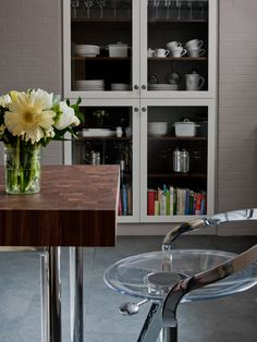 Modern Butcher Block Countertops by Grothouse