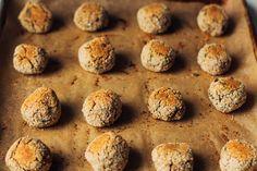 white bean + mushroom 'meatball' subs — sobremesa | dairy free vegetarian recipes best shared
