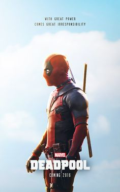 Deadpool 2016 on Behance