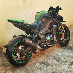 "motorcycles-and-more: ""Kawasaki Z1000 """