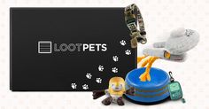 A pet subscription box created for our furry friends. The monthly dog lover gifts will match Loot Crate's theme, and include dog inspired wearables, treats, toys. and other unique dog merchandise.